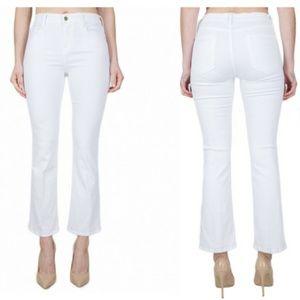 Frame Denim White Jeans Size 24